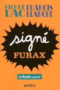 Signé Furax, Le boudin sacré