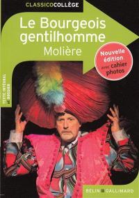 Le bourgeois gentilhomme : comédie-ballet