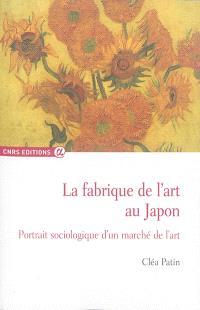 La fabrique de l'art au Japon : portrait sociologique d'un marché de l'art