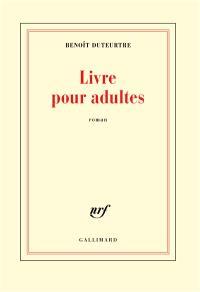 Livre pour adultes