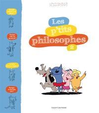 Les p'tits philosophes. Volume 2