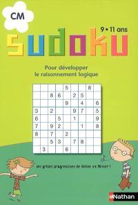 Sudoku, CM, 9-11 ans : pour développer le raisonnement logique : les grilles progressives de Céline et Olivier !