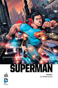 Superman : les hommes d'acier
