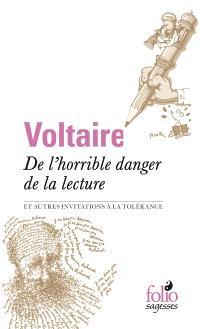 De l'horrible danger de la lecture : et autres invitations à la tolérance