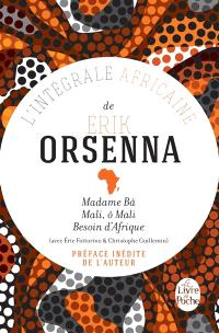 L'intégrale africaine de Erik Orsenna