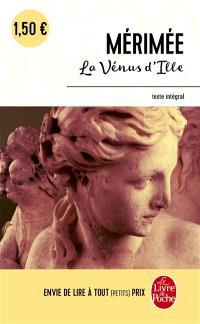 La Vénus d'Ille; Suivi de La partie de trictrac