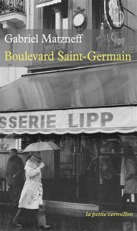 Boulevard Saint-Germain : récit