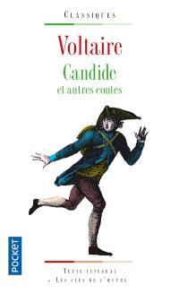 Candide ou L'optimisme : et autres contes