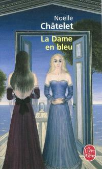 La dame en bleu