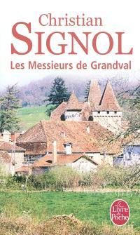 Les messieurs de Grandval. Volume 1