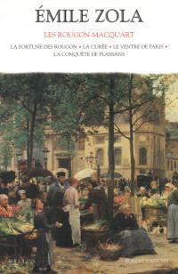 Les Rougon-Macquart : histoire naturelle et sociale d'une famille sous le second Empire. Volume 1