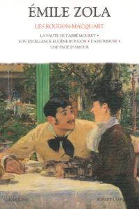 Les Rougon-Macquart : histoire naturelle et sociale d'une famille sous le second Empire. Volume 2