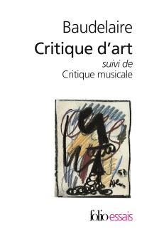 Critique d'art; Critique musicale