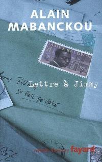 Lettre à Jimmy : à l'occasion du vingtième anniversaire de ta mort