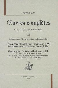 Oeuvres complètes. Volume 1-2