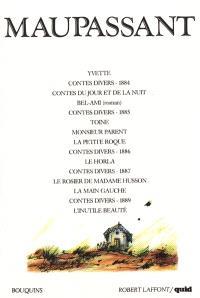 Contes et nouvelles. Volume 2