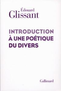Introduction à une poétique du divers