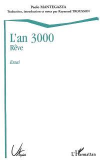 L'an 3000 : rêve