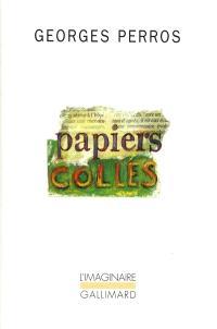 Papiers collés. Volume 3