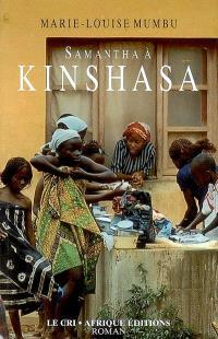 Samantha à Kinshasa