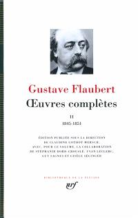 Oeuvres complètes. Volume 2, 1845-1851