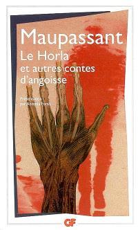 Le Horla : et autres contes d'angoisse