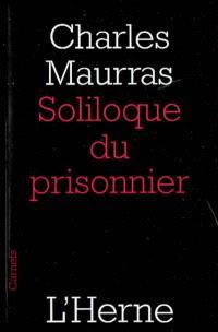 Soliloque du prisonnier