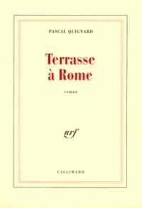 Terrasse à Rome