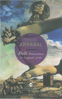Dali, Prémonition de la guerre civile : Picasso vs. Dali, un dialogue de Fernando Arrabal, d'après Constrution molle avec haricots bouillis (Prémonition de la guerre civile), 1936, Philadelphia Museum of Art