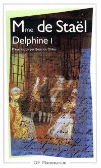 Delphine. Volume 1