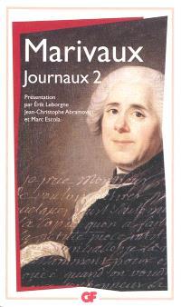 Journaux. Volume 2