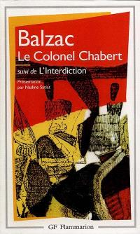 Le Colonel Chabert; L'Interdiction