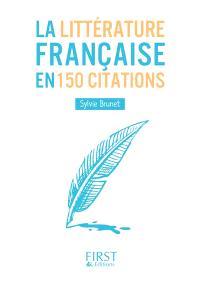 La littérature française en 150 citations