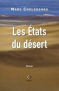 Les états du désert