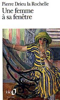 Une femme à sa fenêtre