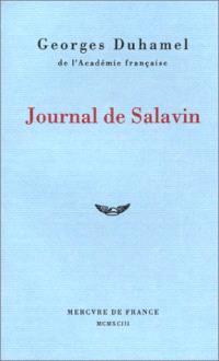 Vie et aventures de Salavin. Volume 3, Journal de Salavin