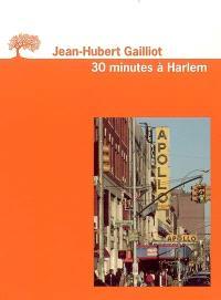 30 minutes à Harlem