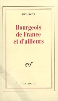 Bourgeois de France et d'ailleurs