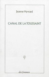 Canal de la Toussaint