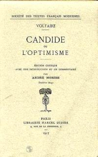 Candide ou L'optimiste