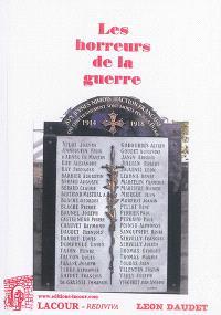 Courrier des Pays-Bas. Volume 2, Les horreurs de la guerre
