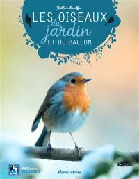 Les oiseaux du jardin et du balcon