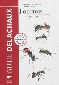 Fourmis de France, de Belgique et du Luxembourg