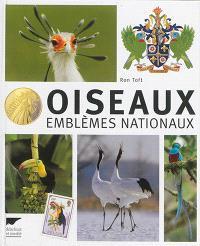 Oiseaux, emblèmes nationaux