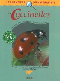 Les coccinelles : description, moeurs, reproduction, cohabitation, observation