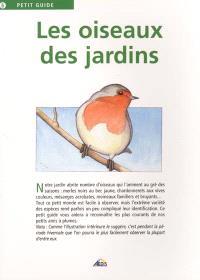 Les oiseaux des jardins