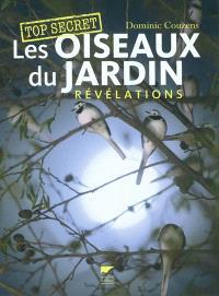 Les oiseaux du jardin : révélations