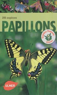 Papillons : 295 espèces