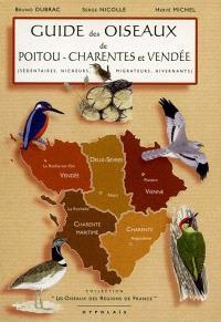 Guide des oiseaux de Poitou-Charentes et Vendée