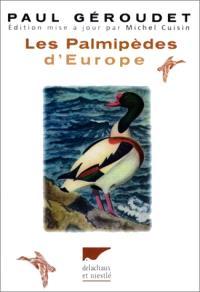Les palmipèdes d'Europe